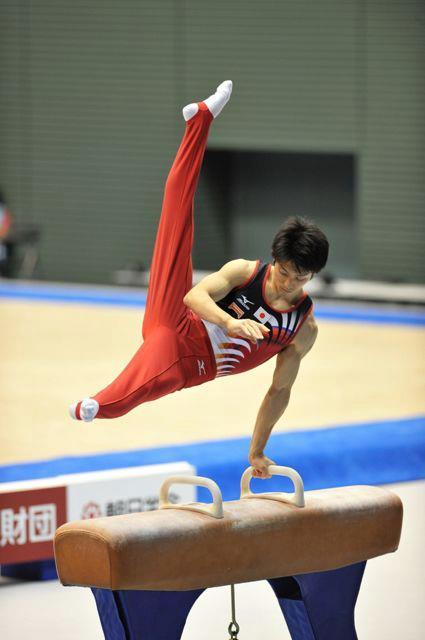 ワールドカップ東京2013男子1日目