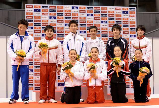 2013世界選手権代表