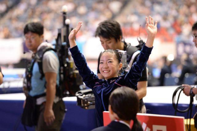 寺本明日香NHK杯