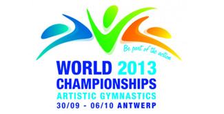 13世界体操選手権
