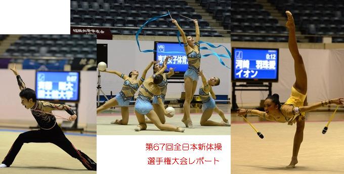 2014全日本新体操