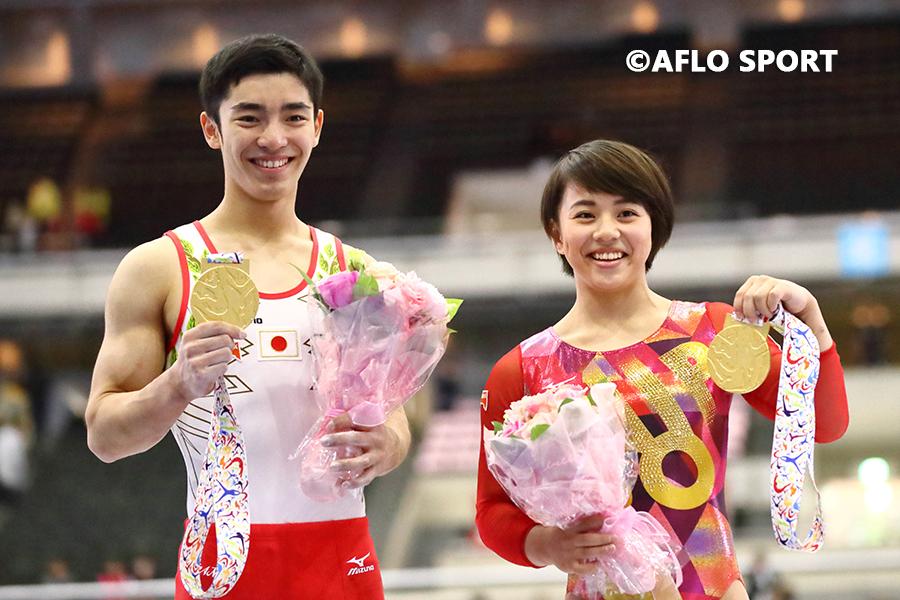 体操W杯東京大会、男子は白井、女子は村上が優勝!