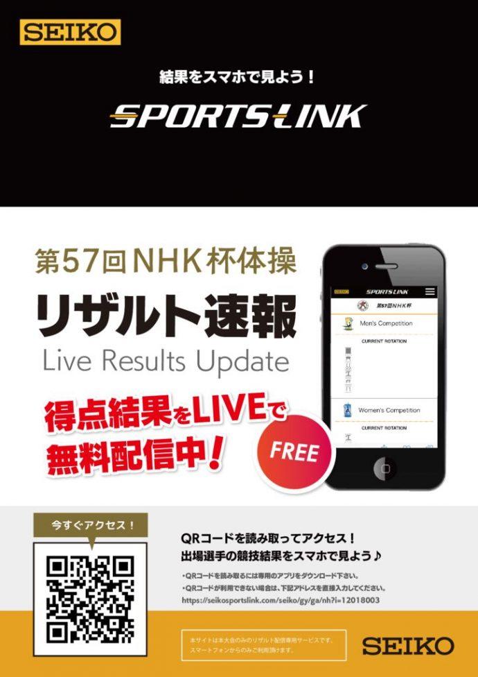 第57回NHK杯のサムネイル