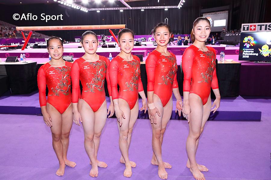 アジア大会女子個人総合、中路が6位入賞   体操競技 - 公益財団法人 ...