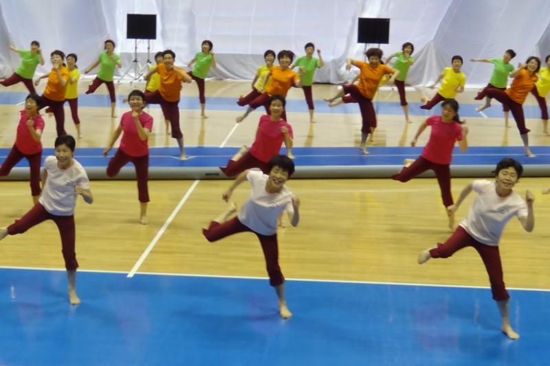健康体操教室ハローフレンズイノア