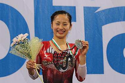 TRA女子 世界選手権初の銀メダル!