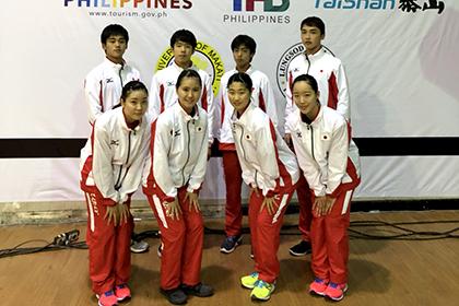 ユースオリンピック出場枠 男女とも獲得