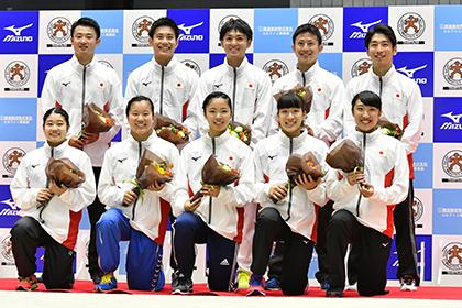 第33回世界選手権 日本代表決定!