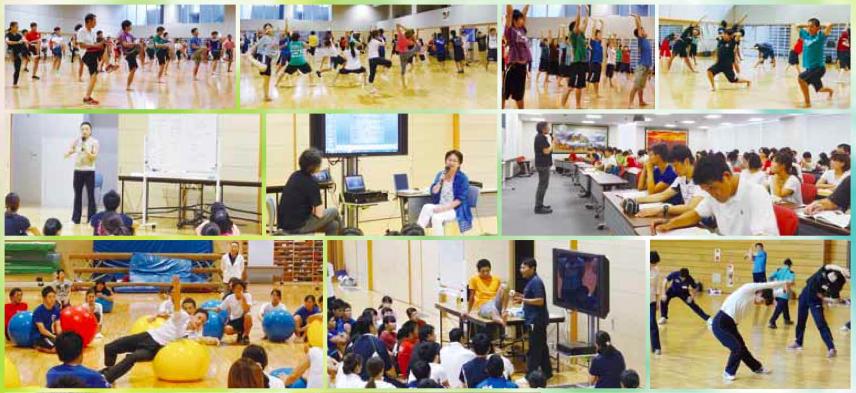一般体操指導員養成講習会